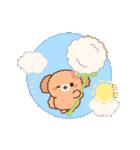 ぽかぽかトイプードル(春~初夏)(個別スタンプ:13)