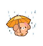 ぽかぽかトイプードル(春~初夏)(個別スタンプ:18)