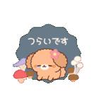 ぽかぽかトイプードル(春~初夏)(個別スタンプ:19)