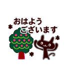 【動く❤️北欧ねこさん】ありがとう(個別スタンプ:10)