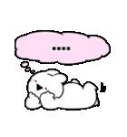 すこぶるちびウサギ【カスタム】(個別スタンプ:34)
