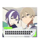 乙女ゲーム風男子-メッセージスタンプver.(個別スタンプ:4)
