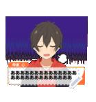 乙女ゲーム風男子-メッセージスタンプver.(個別スタンプ:23)