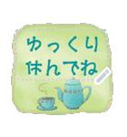 水彩えほん【メッセージスタンプ01】(個別スタンプ:06)