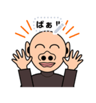 メッセージ版ホジ男(個別スタンプ:21)