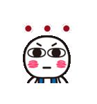 ★ハッキリ顔で伝えるヨ★きりっと君!!動く(個別スタンプ:09)