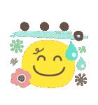 北欧風大人可愛スマイル♡日常&お祝い言葉(個別スタンプ:16)