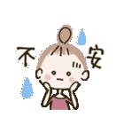 コロナに負けない♡おだんごガール(個別スタンプ:25)