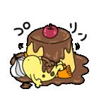 ひよこ人間ぴよの食べ物スタンプ(個別スタンプ:02)