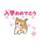 ちび猫 おめでとうスタンプ(個別スタンプ:29)