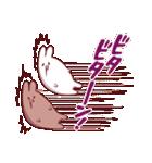 ウサギ目社畜科第2弾(藤沢カミヤ)(個別スタンプ:15)