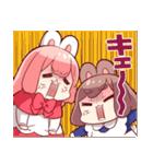 ウサギ目社畜科第2弾(藤沢カミヤ)(個別スタンプ:18)