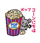 ネズミ年だよ!【ダジャレ】(個別スタンプ:02)