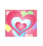 動く▶︎✨特別な日の華やかお祝いセット✨(個別スタンプ:18)