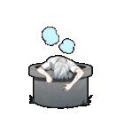 幽霊男子(個別スタンプ:23)