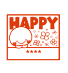 何度でも自由に♡カスタムのお名前ハンコ2(個別スタンプ:31)