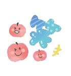ほんわか★水彩タッチ(個別スタンプ:20)