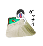 桃尻マンドリル(個別スタンプ:02)