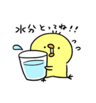 ゆーすけひよこ 夏2(個別スタンプ:03)