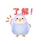仲良しインコさん(個別スタンプ:02)