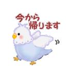 仲良しインコさん(個別スタンプ:07)