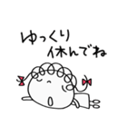 お祝いだよ☆くるリボン(個別スタンプ:39)