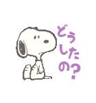 スヌーピー(80's)(個別スタンプ:17)