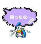 【吹き出しスタンプ】ミッキー&フレンズ(個別スタンプ:20)