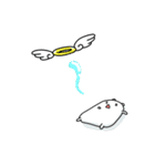 パンダと白いハムスター6(個別スタンプ:13)