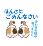 三毛猫ツインズ 毎日優しいスタンプ(個別スタンプ:20)