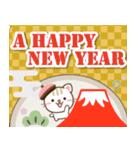 大人のためのねこ♥年間イベントと誕生日(個別スタンプ:3)