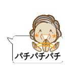 顔文字アバター おばあちゃん編(個別スタンプ:08)