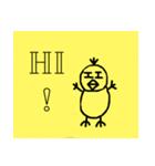 ひよこマスターズ3(個別スタンプ:02)