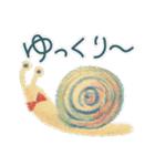 絵を見てほっこり♡手描きスタンプ(個別スタンプ:07)