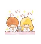 キキ&ララ オノマトペスタンプ♪(個別スタンプ:2)