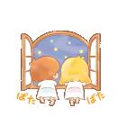 キキ&ララ オノマトペスタンプ♪(個別スタンプ:3)
