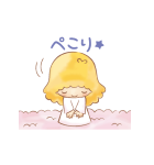 キキ&ララ オノマトペスタンプ♪(個別スタンプ:5)