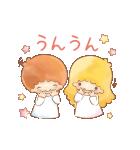 キキ&ララ オノマトペスタンプ♪(個別スタンプ:16)