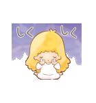 キキ&ララ オノマトペスタンプ♪(個別スタンプ:24)
