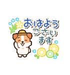 陽気なジャックわんこ2(夏)(個別スタンプ:01)