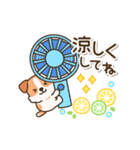 陽気なジャックわんこ2(夏)(個別スタンプ:12)