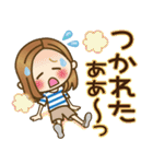 大人女子の日常【夏編】(個別スタンプ:11)