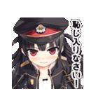 「まいてつ -pure station-」スタンプ(個別スタンプ:02)