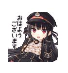 「まいてつ -pure station-」スタンプ(個別スタンプ:03)