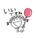 敬語大好き☆くるリボン(個別スタンプ:10)