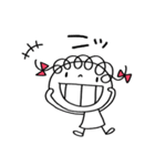 敬語大好き☆くるリボン(個別スタンプ:34)
