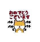 豆いぬ1 (敬語編)(個別スタンプ:25)