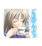 メモリーズオフ20周年☆記念スタンプ(個別スタンプ:01)