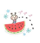 大人の気遣い♡爽やか夏(個別スタンプ:33)