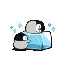 うごく♪心くばりペンギン 夏ver.(個別スタンプ:10)